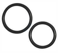 O-Ring Satz für M/D Kupplungen, 10er Pack (10x 60-08004 klein, 10x 60-08003 groß)
