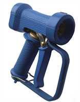 NITA Waschpistole mit Handschutz, blau