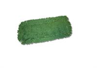 Schlingenmopp, grün, 40 cm, universal, Waschmaschinenfest bis 90°C, 50 % Baumwolle , 50 % Polyester
