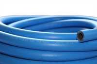"NITA FOOD 50 Schlauch, blau, 1/2"", PVC Textil, max. 30 bar, -20°C bis +70°C, 1935/2004/EC + 10/2011,"