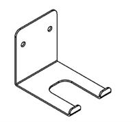 Aufhängevorrichtung, Edelstahl, geeignet für Eimer, Hämmer etc.